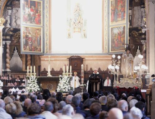La Catedral acogió la apertura del Año Santo Jubilar de San Vicente Ferrer