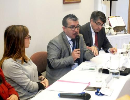 El profesor Valencia participa en el 70 aniversario del Consejo Mundial de Iglesias
