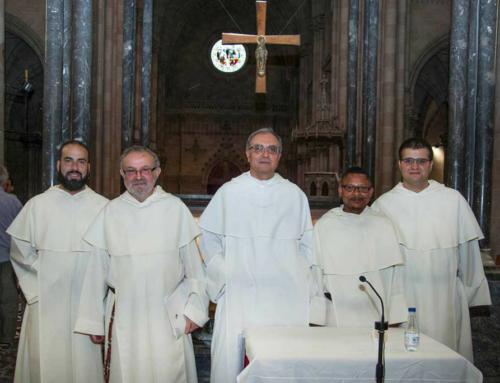 Empiezan unas charlas-catequesis sobre la vida y la obra de san Vicente Ferrer