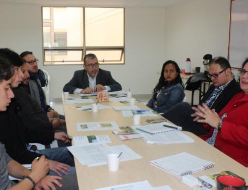 Andrés Valencia imparte un curso de Ecumenismo en Colombia