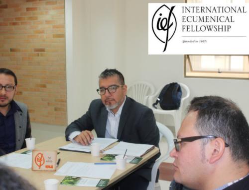 El profesor Andrés Valencia participa en dos encuentros europeos de marcado carácter ecuménico