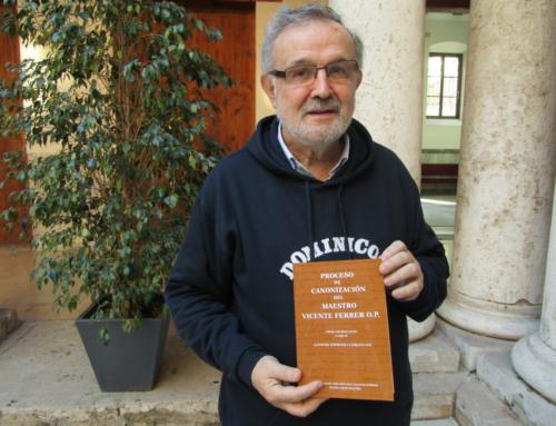 El manuscrito de la canonización de San Vicente Ferrer, por primera vez en castellano