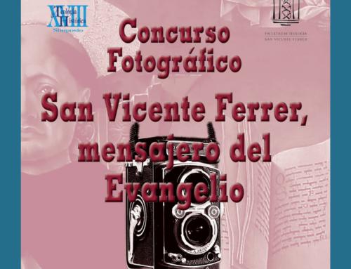Concurso de Fotografía del Congreso 'San Vicente Ferrer, mensajero del Evangelio. Ayer y hoy'