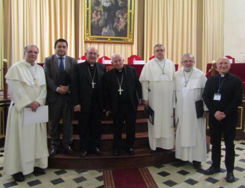 Cañizares: «Esperamos que este congreso contribuya a la causa de la proclamación de san Vicente Ferrer como doctor de la Iglesia»