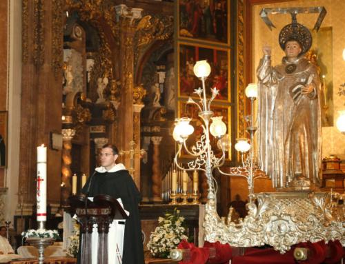 El profesor López Ribao predica en la conclusión del Año Jubilar Vicentino