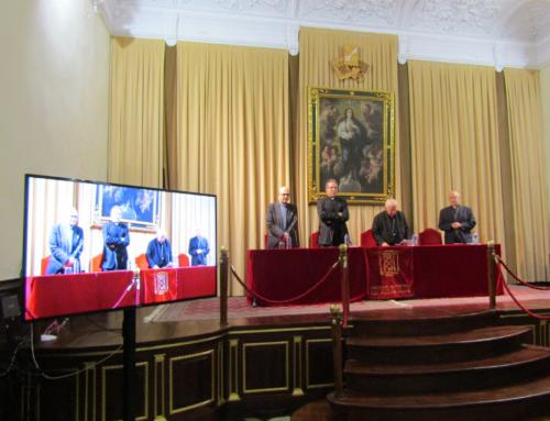 El Cardenal Cañizares preside la fiesta por san Juan de Ávila en la Facultad de Teología