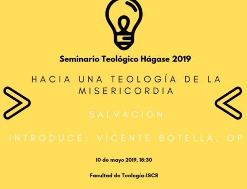 Última sesión del Seminario Teológico Hágase 2019