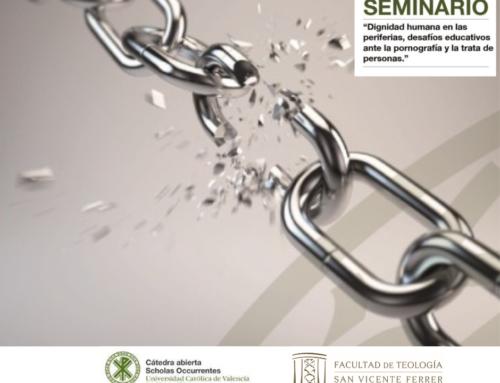 Seminario sobre los desafíos educativos ante la pornografía y la trata de personas