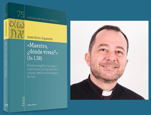 «Maestro, ¿dónde vives?», de Jesús Girón, se presentará el 18 de noviembre