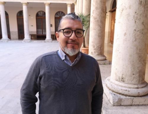 Andrés Valencia, director de la nueva Cátedra Yves Congar