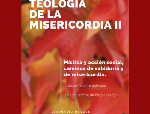 Vuelve el Seminario teológico Hágase con una reflexión sobre mística y acción social