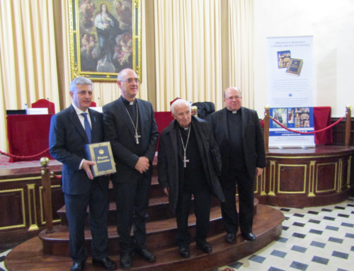 """Cardenal Cañizares: """"La coronación de la Virgen es un signo del reconocimiento de su grandeza"""""""