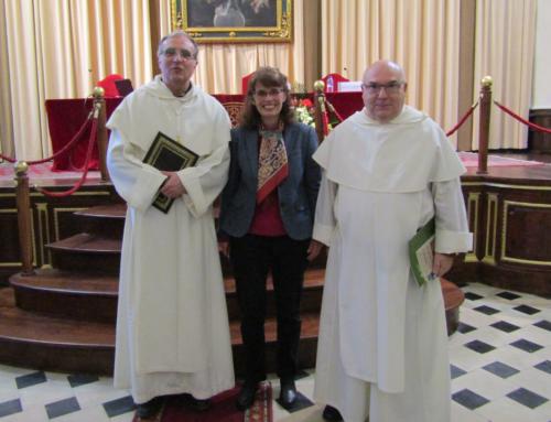 Celebración de la festividad de Santo Tomás de Aquino en la Facultad de Teología de Valencia