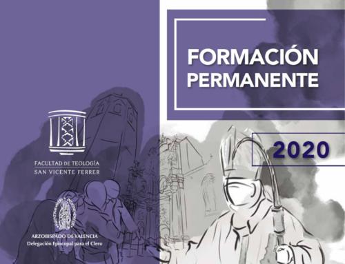 El Curso de Formación Permanente 2020 analiza la evangelización actual en un contexto de sinodalidad