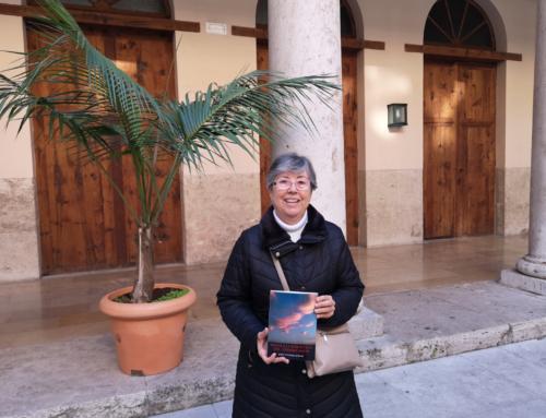 Presentación del libro 'Visita a la Biblioteca del Eterno Amor'