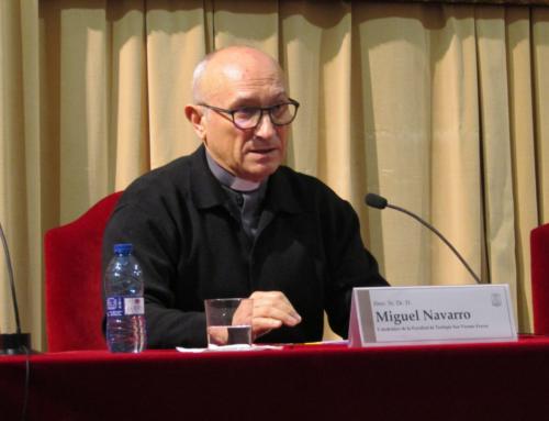 Miguel Navarro: «Deberíamos estudiar más la tradición sinodal valentina para servir mejor a nuestra Iglesia diocesana»