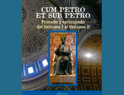 Aplazada la presentación en Valencia del libro «Cum Petro et sub Petro» de Fermina Álvarez
