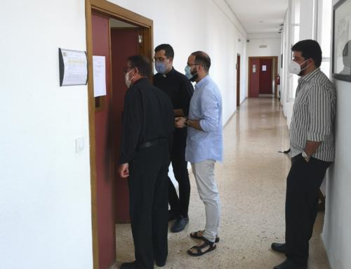 Día de exámenes de Licenciatura y memoria de Bachiller en la Facultad
