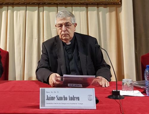 Jaime Sancho recibirá la medalla como nuevo académico de la Real Academia de Cultura Valenciana