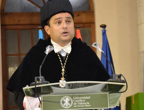 José Manuel Pagán: «Seguimos dando pasos firmes para la integración de la Facultad de Teología en la UCV»