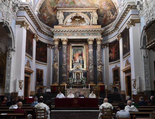 El Cardenal Antonio Cañizares abre oficialmente el curso en la Facultad de Teología