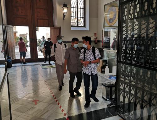 La Facultad inicia las clases presenciales para más de 200 alumnos