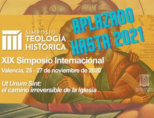 El Simposio sobre la Encíclica «Ut Unum Sint» se aplaza hasta noviembre de 2021