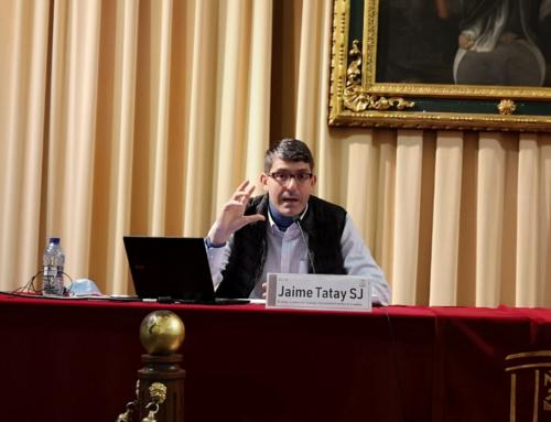 El jesuita Jaime Tatay reflexiona sobre «El clamor de la tierra»