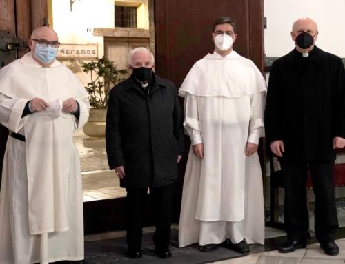 La Facultad celebra la festividad de Santo Tomás de Aquino con una conferencia sobre la liturgia