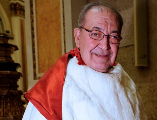 Fallece Fernando Salom, profesor emérito de la Facultad de Teología