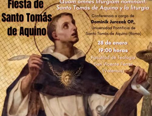La Facultad suspende la misa en la fiesta de Santo Tomás, pero mantiene la conferencia sobre la liturgia