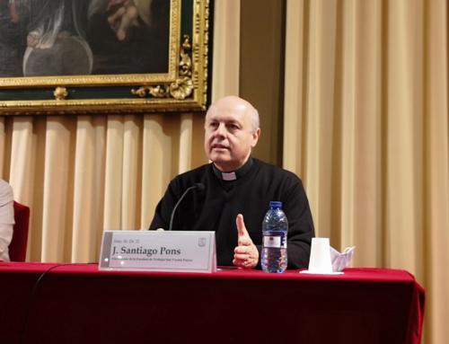 Santiago Pons, nuevo Decano-Presidente de la Facultad de Teología de Valencia