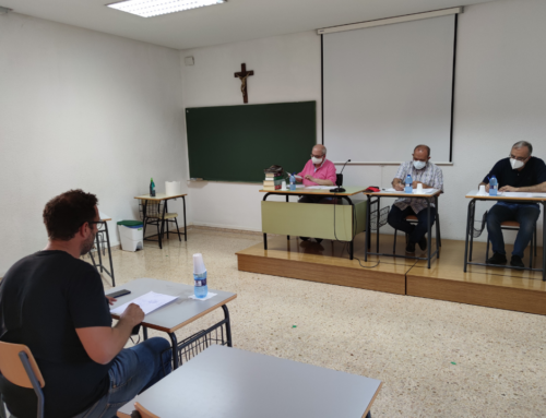 Seis estudiantes del ISCR superan el examen de Bachiller en Ciencias Religiosas