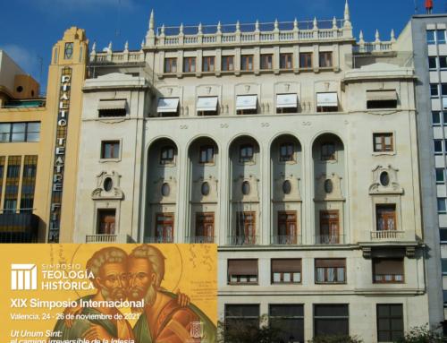 El XIX Simposio de Teología sobre la Encíclica 'Ut Unum Sint' se celebrará en el Ateneo Mercantil de Valencia
