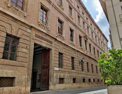 La Facultad de Teología se traslada ante el inicio de la rehabilitación de la actual sede de Trinitarios