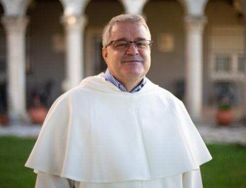 Fray Jesús Díaz Sariego, reelegido provincial de los Dominicos Hispania